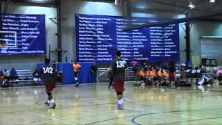 Marki McClendon #4 - Highlights from Hoop Exchange Fall Festival!!!