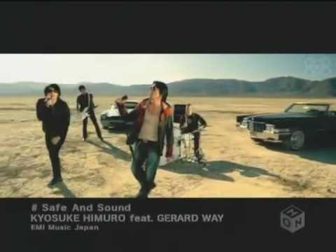 My Chemical Romance (GERARD WAY) feat. KYOSUKE HIMURO - safe and sound [HQ]