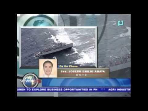 NewsLife Interview: DOTC Sec. Joseph Abaya - on salvage operations to USS Guardian