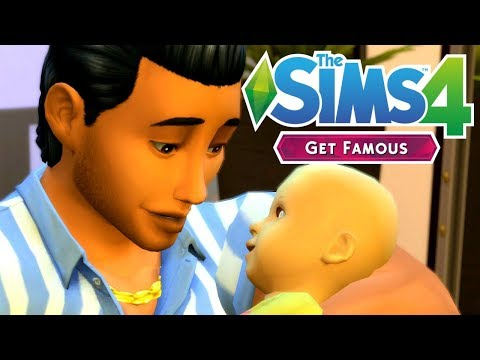 5 STAR BABY - The Sims 4: Get Famous | Episode 29 thumbnail
