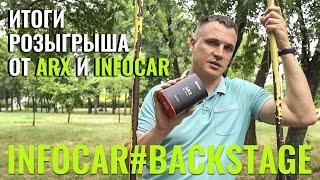 Розыгрыш призов от ARX и InfoCar