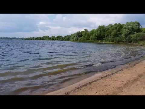Павленское (Цимлянское) озеро, Серпухов, отдых и рыбалка в Подмосковье
