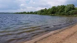 Рыбалка на Оке под Серпуховым c Мишаней #3.Лещ на кормушки.Fishing.Bream on the feeder\