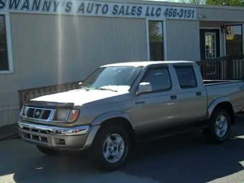 2000 Nissan Frontier Se Crew Cab 4x4 Youtube