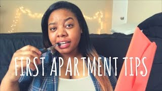 MOVING OUT? FIRST APARTMENT TIPS & ADVICE: VERY DETAILED