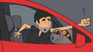 ANIMACIÓN MY SUMMER CAR: ¡MI ACCIDENTE DE COCHE!