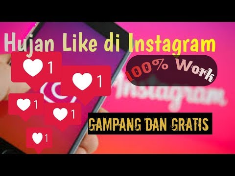 Tutorial Mudah Mendapatkan Like Banyak Di Instagram Tanpa Aplikasi
