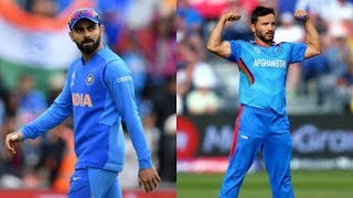 IND vs AFG World Cup 2019 Highlights | INDIA vs AFGHANISTAN Live | ICC World Cup Match 2019