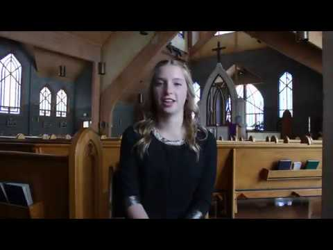 "Stories behind ""I Can Only Imagine"" by One Voice Children's Choir - Lydia Haws"