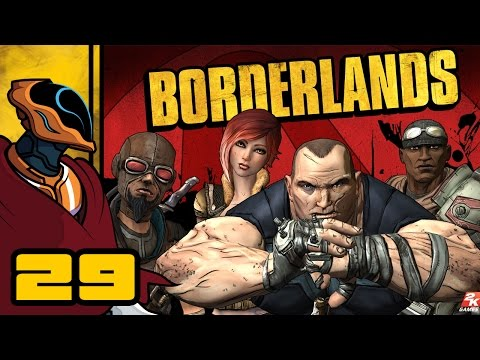 Let's Play Borderlands: The Secret Armory Of General Knoxx - Part 29 - Are We There Yet?