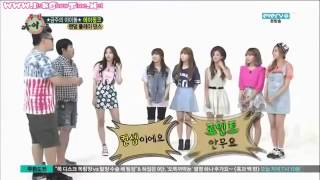 130717 ENG SUB Weekly Idol A Pink Part 1
