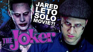 Jared Leto's Joker is Getting His Own Movie?!?!