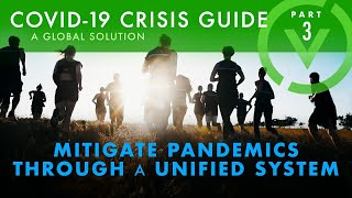 Theofilos Chaldezos - Mitigate Pandemics Through a Unified System: A Global Solution