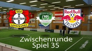 Spiel 35: Bayer 04 Leverkusen 4-5 (1-1) Red Bull Salzburg │U12 Hallenmasters TuS Traunreut 2017