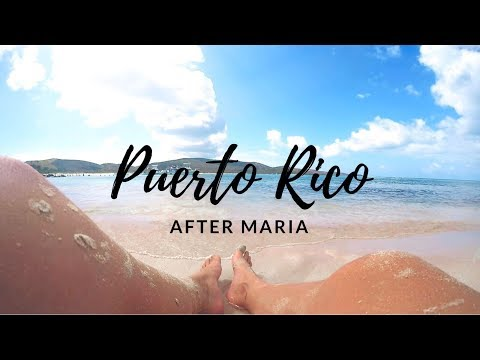 PUERTO RICO AFTER HURRICANE MARIA (solotravel)