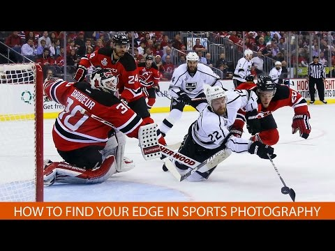 How To Find Your Edge in Sports Photography