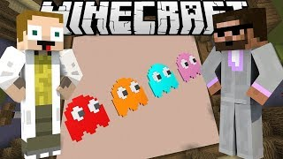 [GEJMR] Minecraft - BuildBattle - Fontána, PacMan a Léto 🌞