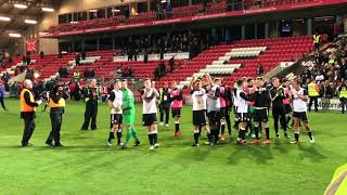 Video Hereford Fans Celebrate At Fleetwood download MP3, 3GP, MP4, WEBM, AVI, FLV Oktober 2018