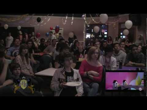 Houston Bronies S2 Finale Party: A Canterlot Wedding (Raw Crowd Reactions)
