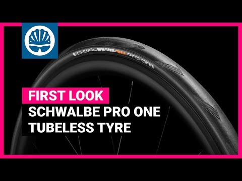 Road tubeless finally comes of age | Redesigned Schwalbe Pro One released