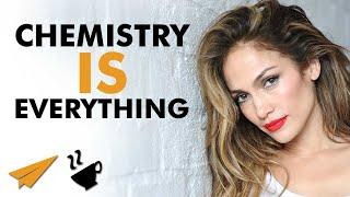 CHEMISTRY is everything - Jennifer Lopez (@JLo) - #Entspresso