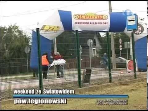 Światowid2012 - Turystyczne i Nawigacyjne Mistrzostwa Polski - TV Legionowo