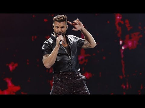 Ricky Martin - Pégate/La Mordidita  - Festival De Viña 2020 #VIÑA2020