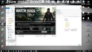 How to install watch dogs game on PC for free