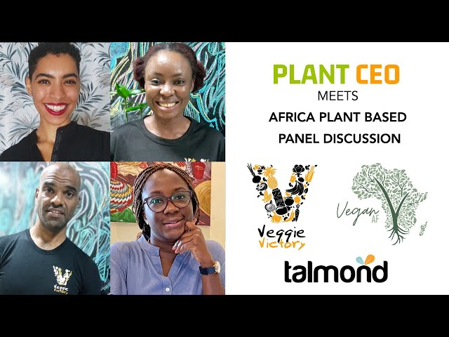Meat Industry is Entering Africa: Where the next fight for our climate is fought ||  PLANT CEO #70