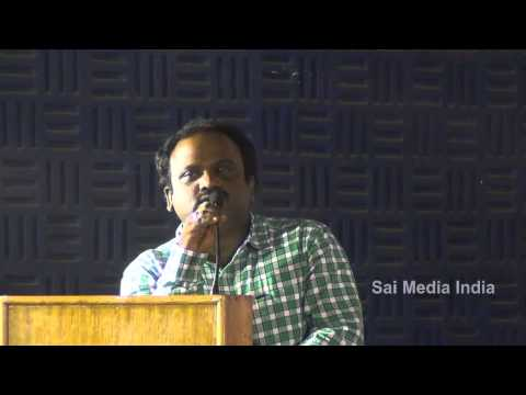 Music Director N R RAGHUNANDHAN  speaks at...