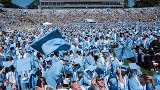 2018 Spring Commencement Ceremony | UNC-Chapel Hill