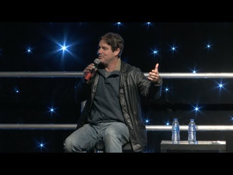 For the Love of SciFi 2017 Zach Galligan Gremlins Panel