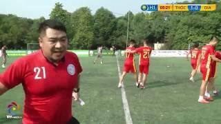 Trực tiếp TH League S2 2018 - Vòng 5 [FC Thóc vs FC Diamond]