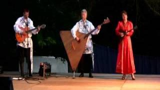 Balalaika Trio New York Somewhere My Love Lara
