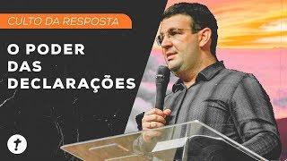 Culto Da Resposta | Pr. André Oliveira