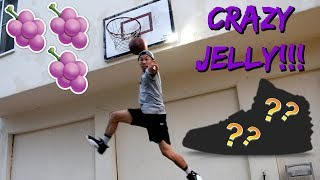 EPIC GAME OF J.E.L.L.Y! FOR LIMITED SNEAKERS!