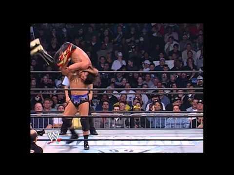 WCW Starrcade 1997: Eddie Guerrero vs. Dean Malenko