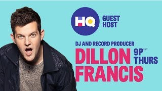 dillon francis hosting hq trivia