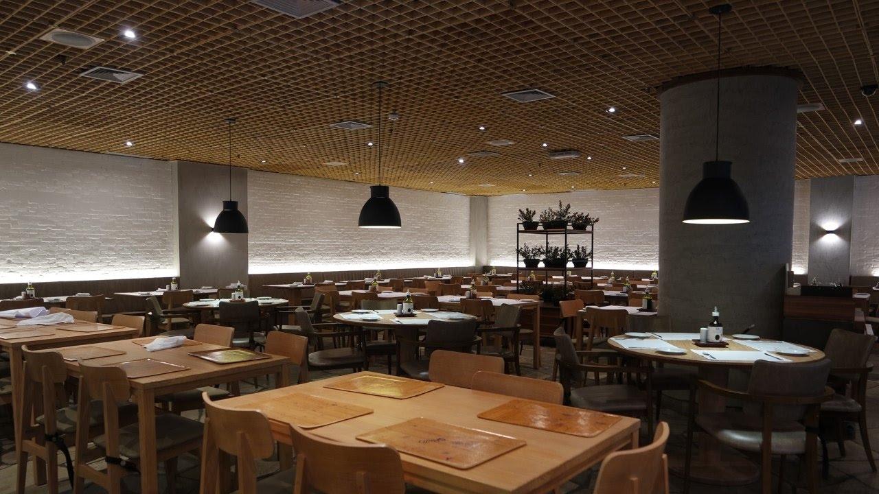 Resultado de imagem para iluminacao restaurante