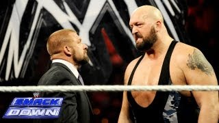 """""""Miz TV"""" with Dolph Ziggler and the Big Show: WWE SmackDown, August 30, 2013"""