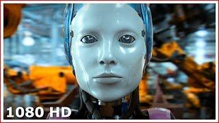 Чаппи воскрешает Маму | Трогательный момент из фильма Робот по имени Чаппи (2015)