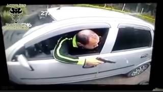 Armed Citizen Stops Carjacker