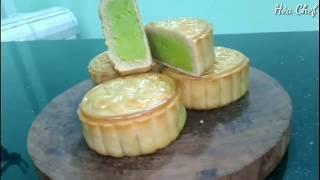 Công Thức Làm Bánh Trung Thu Tại Nhà Cực Đơn Giản - Hòa Chef
