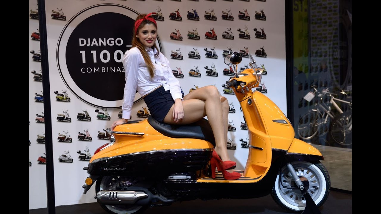 peugeot scooters 2015 video eicma youtube. Black Bedroom Furniture Sets. Home Design Ideas