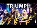 Triumph | Dignitas CS:GO Female win back-to-back Girl Gamer Festival championships