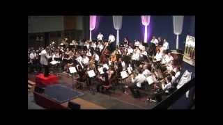 Ägyptischer Marsch op. 335 - Johann Strauss II - Marktmusik Vorchdorf Herbstkonzert 2012