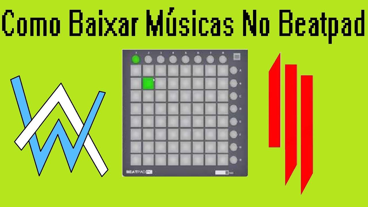 🔴Como Baixar Músicas No Beatpad [Bem Explicado]