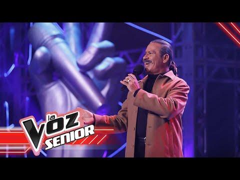 Javier Vallejo canta 'Vuelvo a ti' | La Voz Senior Colombia 2021