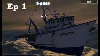 Deadliest Catch Alaskan Storm - Ep 1