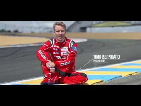 24 Heures du Mans - #OnTrackWith Timo Bernhard in the Dunlop chicane